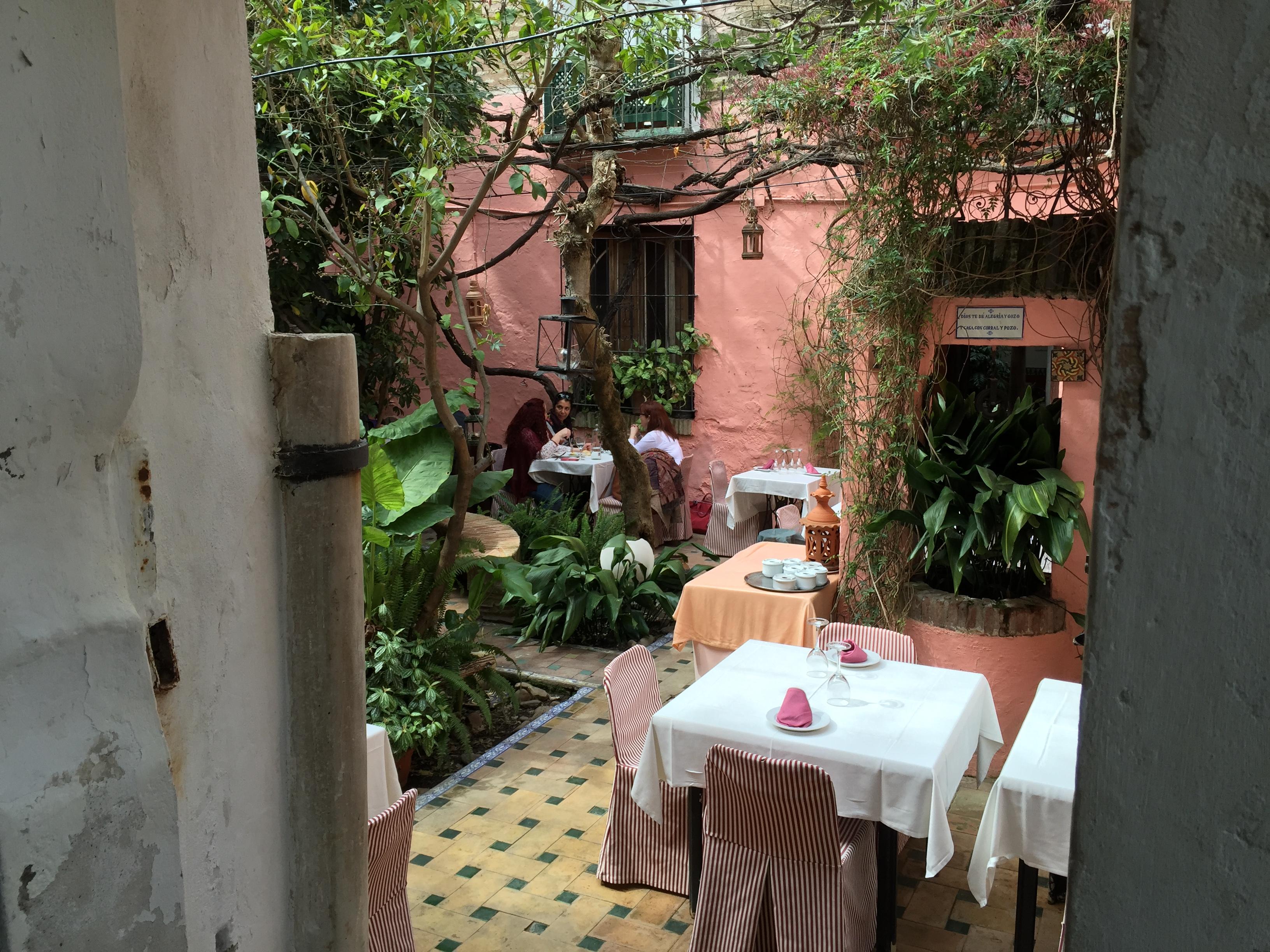 EME bar, Seville